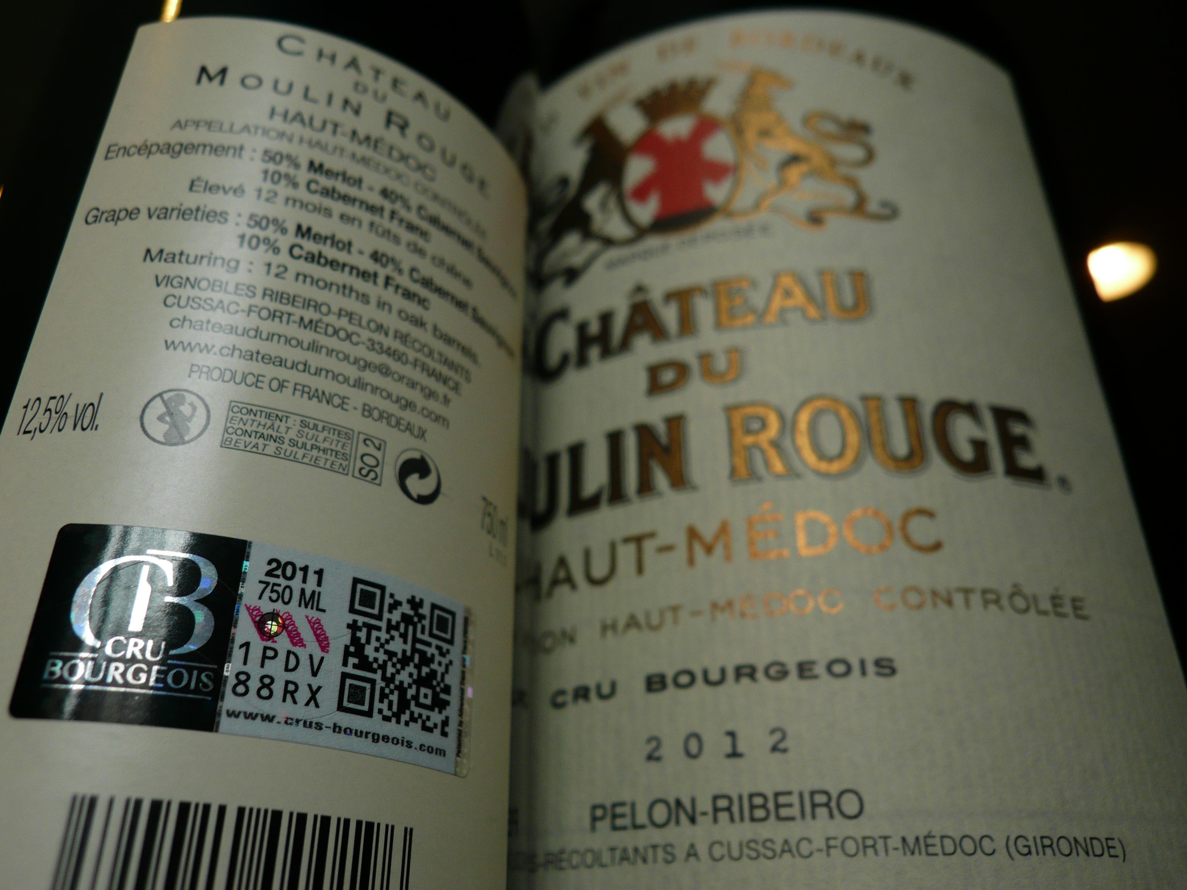 Un vin de qualité, le cru bourgeois