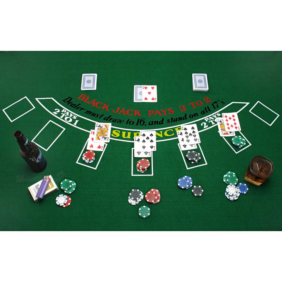 Blackjack : un jeu sans émotion