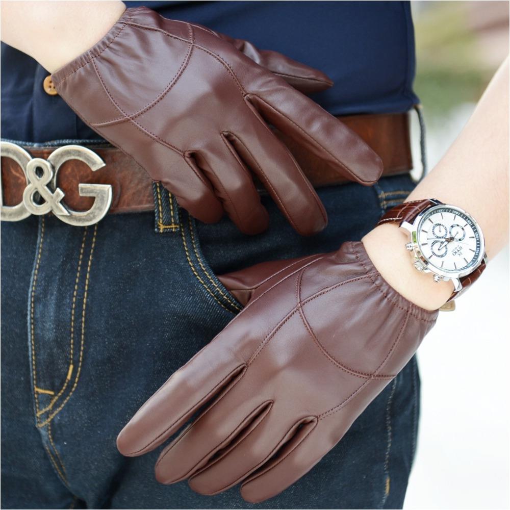 D Ou Vient Le Cuir gants cuir homme : ils sont élégants et viennent peaufiner