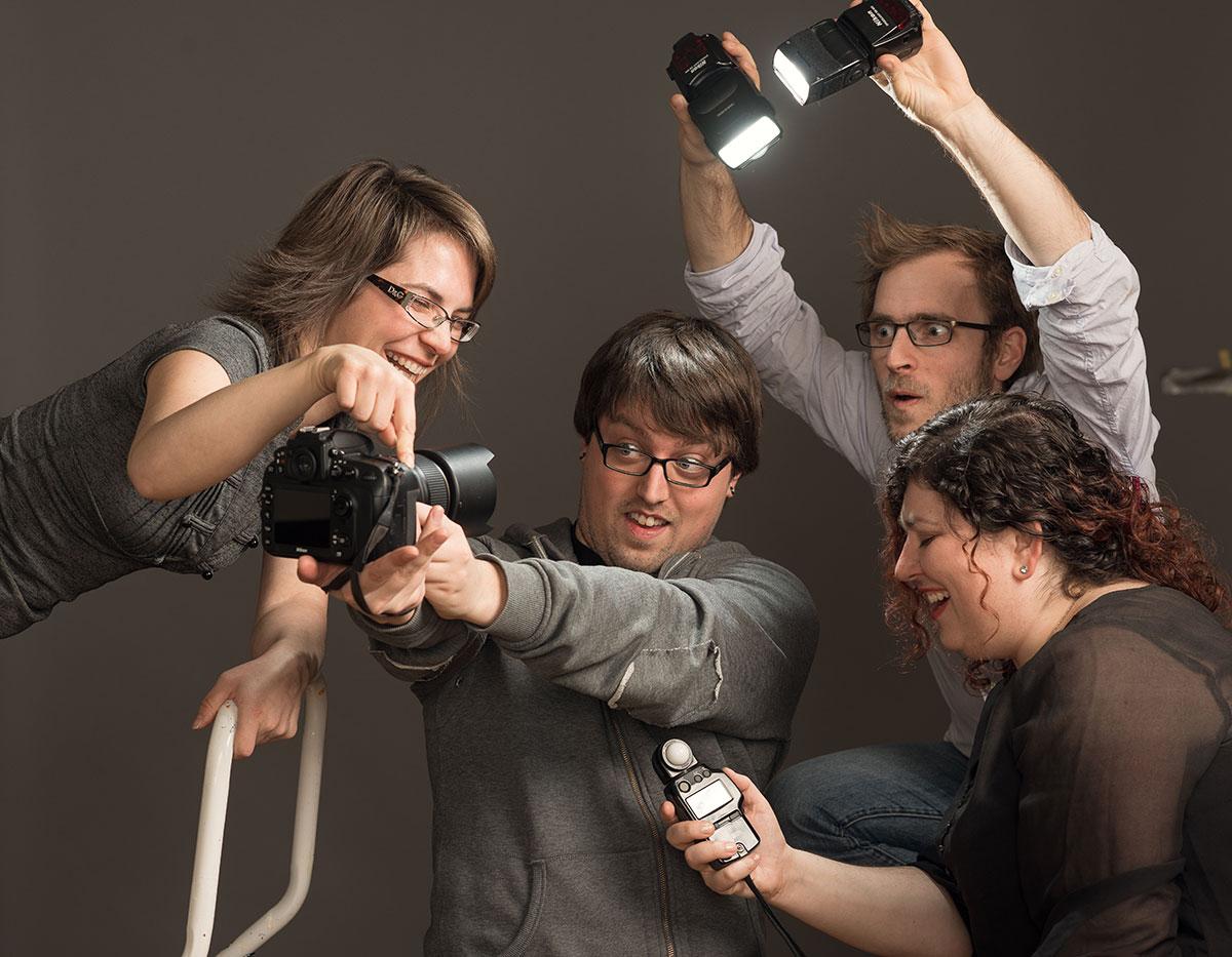 Formation photographe : pour quoi faire ?