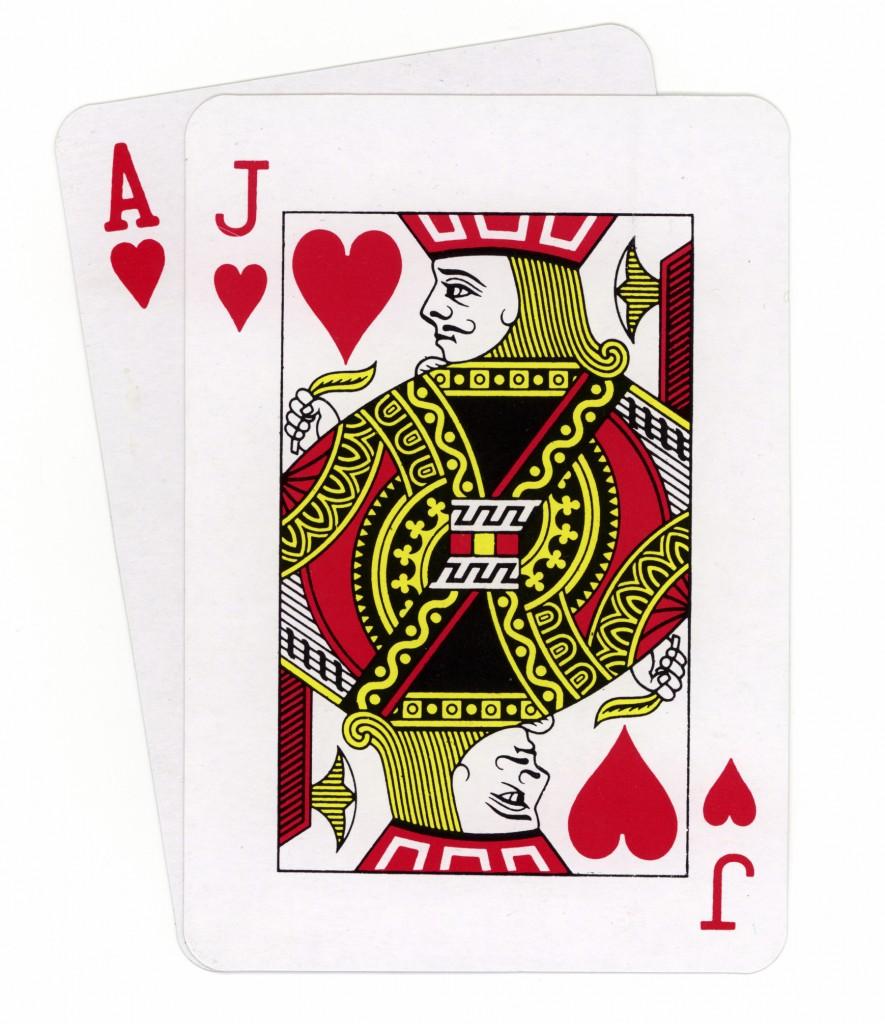 Blackjack, le fameux jeu de casino en ligne
