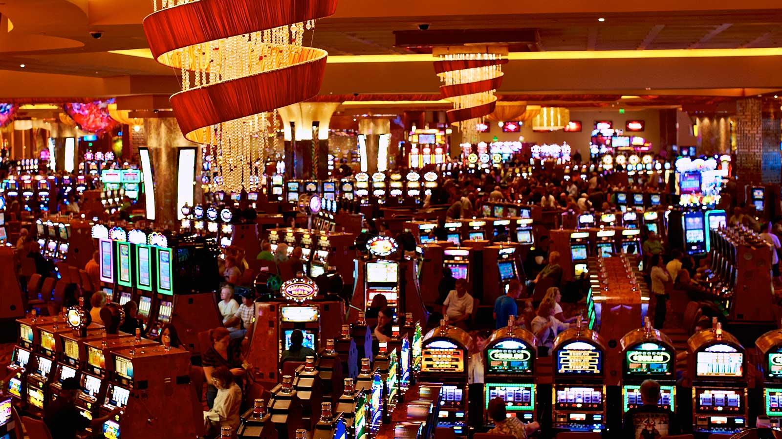 Rencontre amoureuse sur les jeux casino