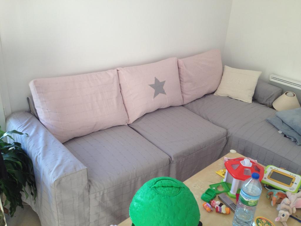 comment recouvrir un canap. Black Bedroom Furniture Sets. Home Design Ideas