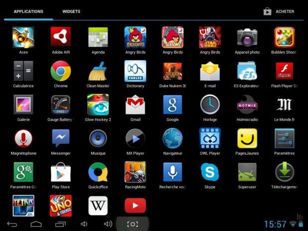 Appli android : quelle est l'application qu'il faut absolument avoir dans son téléphone ?