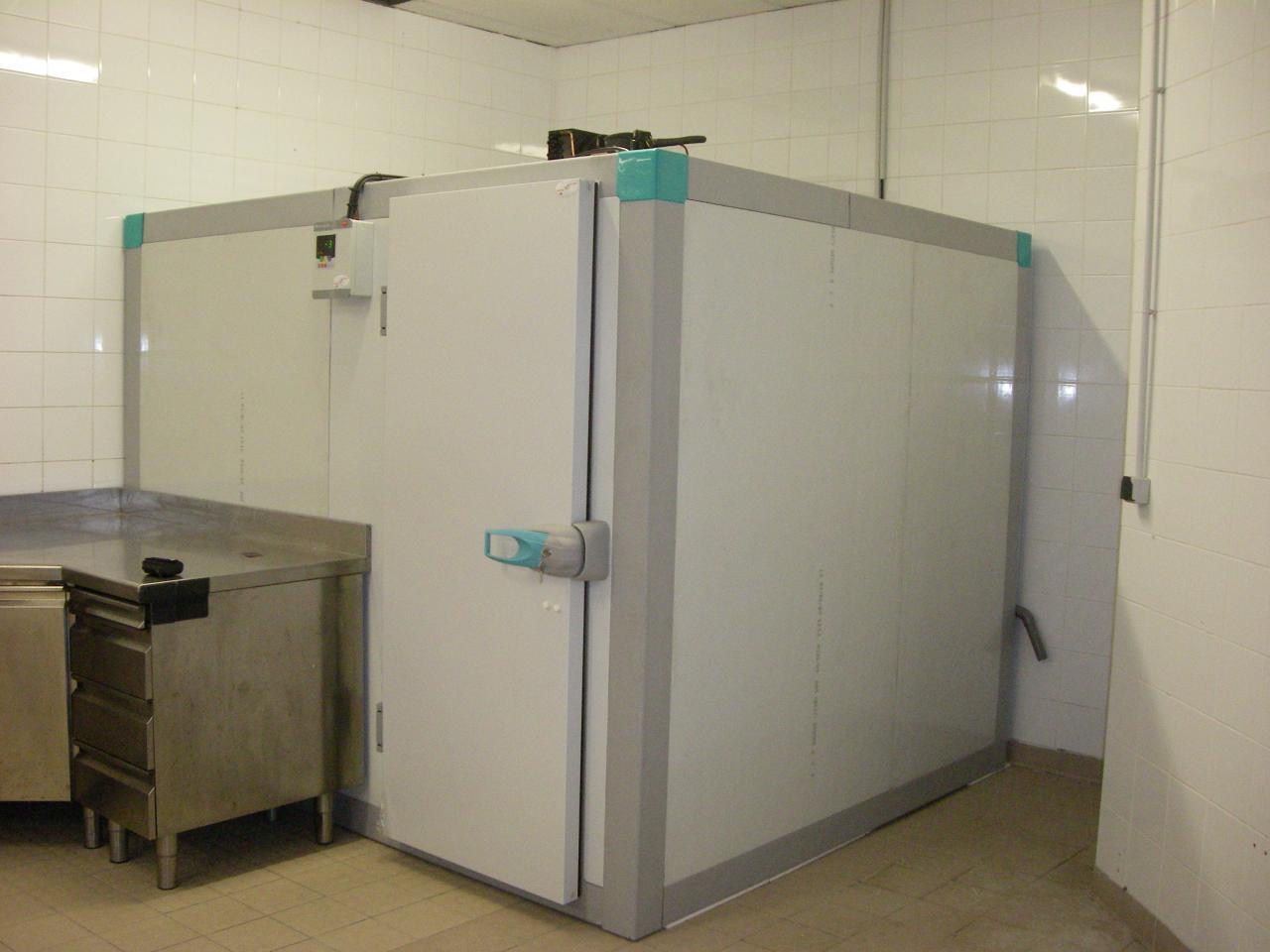 Chambre froide : Acheter  un système frigorifique