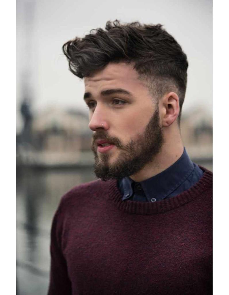 Aide pour coiffure homme