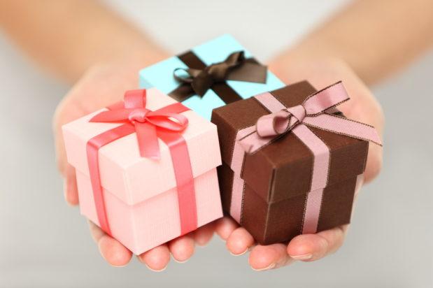 Comment faire un cadeau ?