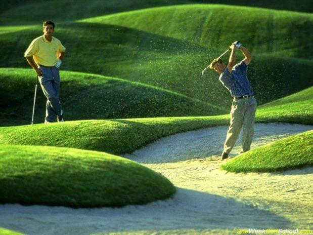Comment jouer au golf ?
