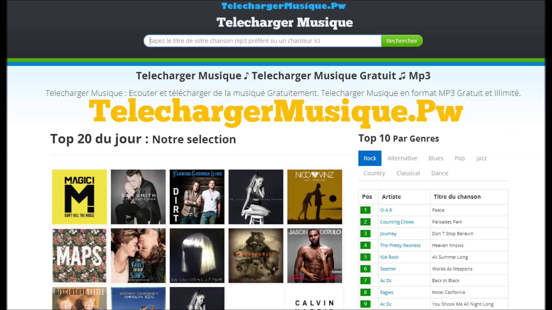 comment telecharger une musique sur mp3. Black Bedroom Furniture Sets. Home Design Ideas