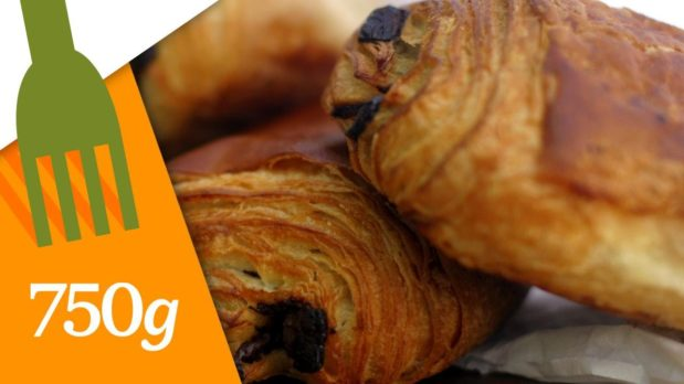 Comment faire des pain au chocolat ?